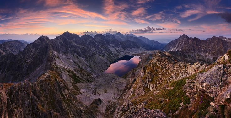 Morning in High Tatras by Tibor Rendek on 500px