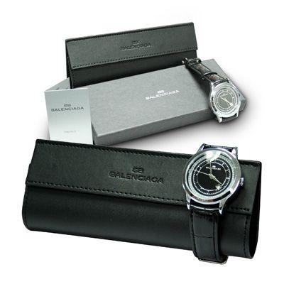 Balanciaga Man Watch.Elegant man watch in a gift box