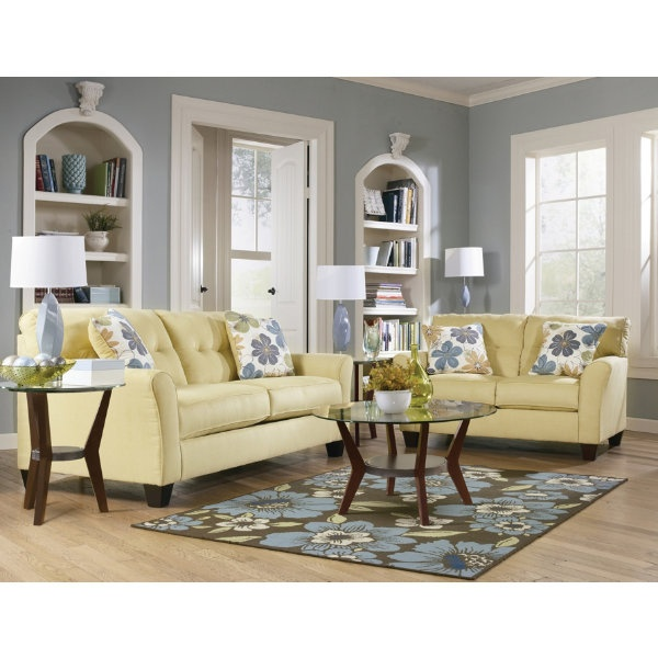 41 Best Gray And Yellow Living Room Images On Pinterest  Living Delectable Yellow Living Rooms Decorating Design