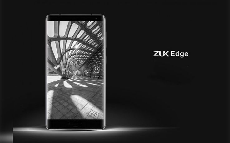 ZUK Edge revealed with Snapdragon 821, 6GB RAM & 86.4% screen-to-body ratio