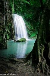 Фотографии Таиланда - Водопад Erawan