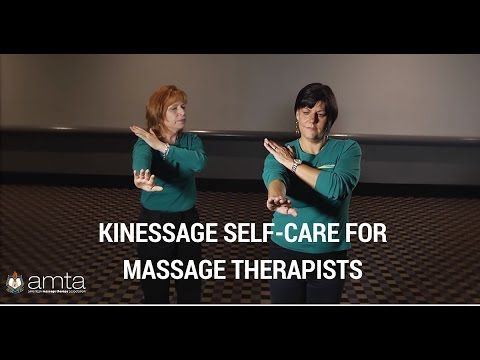 AMTA Tutorial Video: Kinessage Self-Care — American Massage Therapy Association