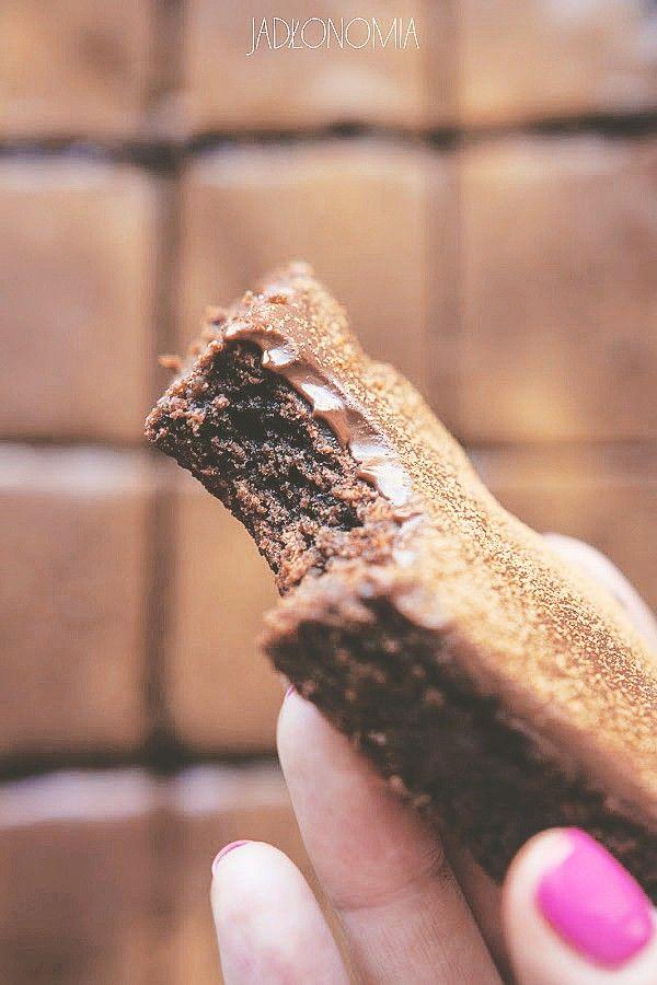 Bezglutenowe brownie z ciecierzycy