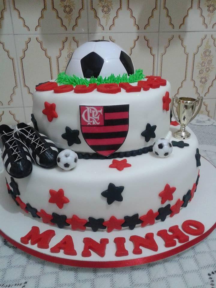 Bolo futebol flamengo
