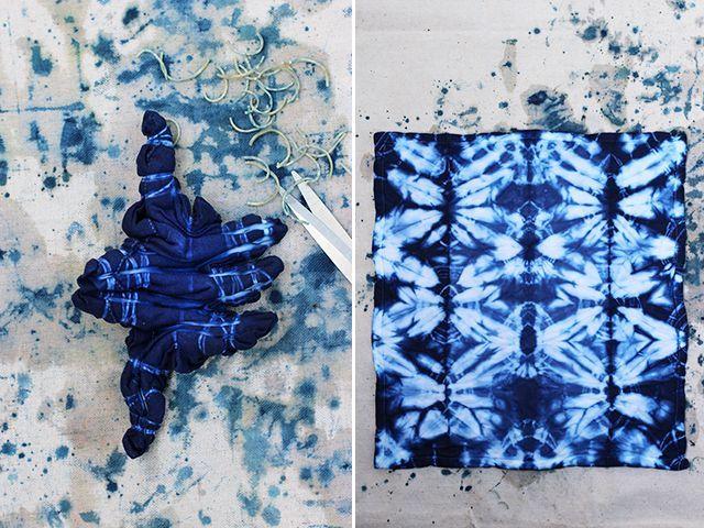 best 25 shibori tie dye ideas on pinterest tye die patterns diy tie dye techniques and diy. Black Bedroom Furniture Sets. Home Design Ideas