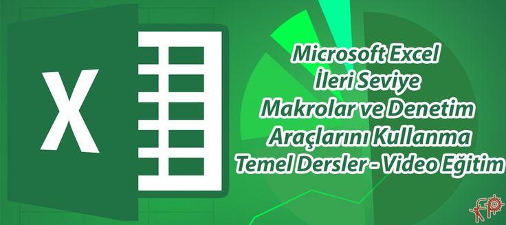 #Excel #İleri #Seviye – #Makrolar #Ve #Denetim #Araçlarını #Kullanma – #Video #Eğitim | #Fikir #Proje #Ajans http://www.fpajans.com