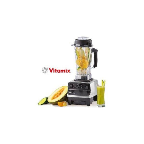Vitamix TNC 5200 blender, Rustfri Stål