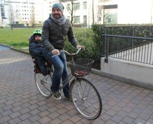 Comfort in bici: Opossum bike