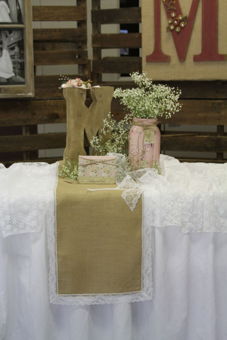 Rustic Centerpieces For Bridal Shower : Best images about teacher gifts on pinterest end of