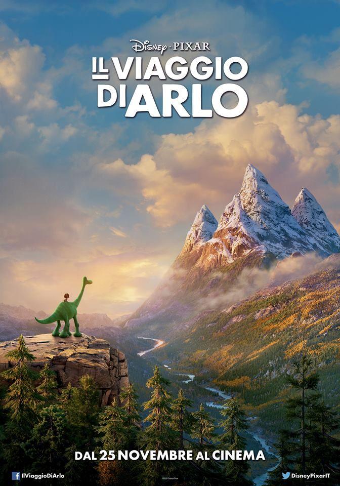 Il viaggio di Arlo un film di Peter Sohn con Raymond Ochoa, Jack Brighton, Frances McDormand, Jeffrey Wright. #IlViaggioDiArlo #Disney #Pixar