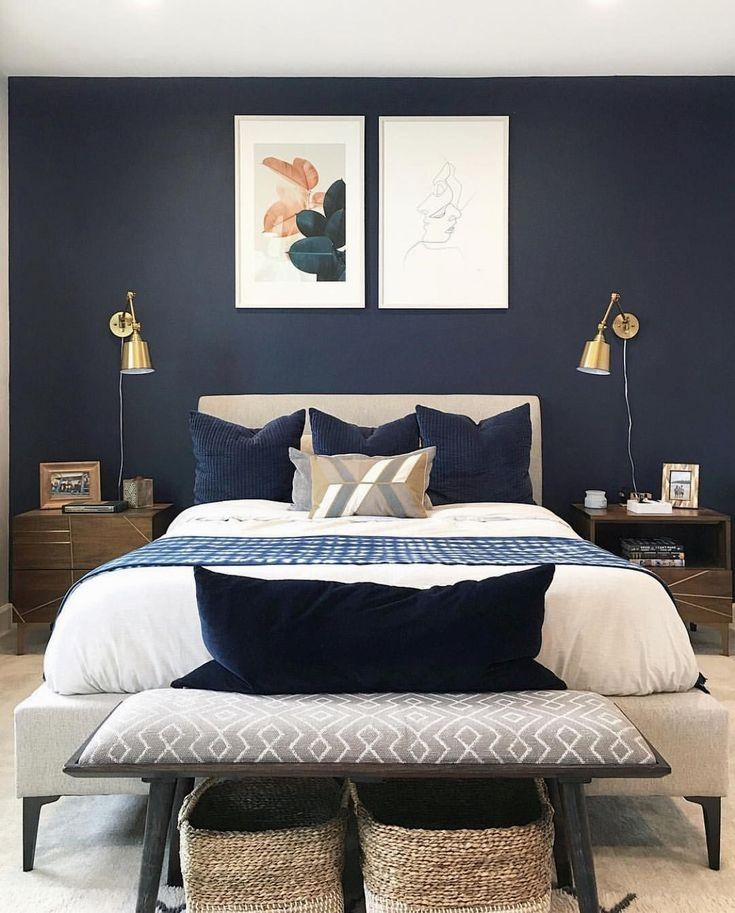 Bedroom decor. You may be surprised, most of the people usually do not put a great deal of time and effort into decorating their houses correctly. Wel…