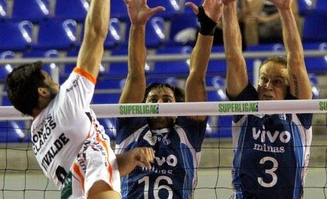Blog Esportivo do Suiço: Equipe de vôlei masculino do Minas Tênis fica sem patrocínio