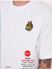 Almost Rodney Mullen Poker T-Shirt