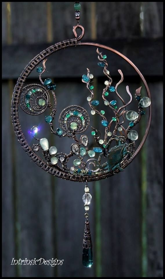 wire suncatcher - Google Search