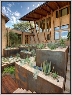 Image result for welded metal planters