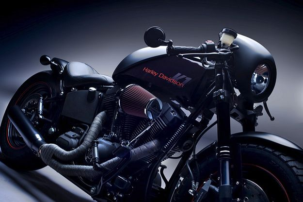 Can't say I necessarily want a motorcycle, but if I did...