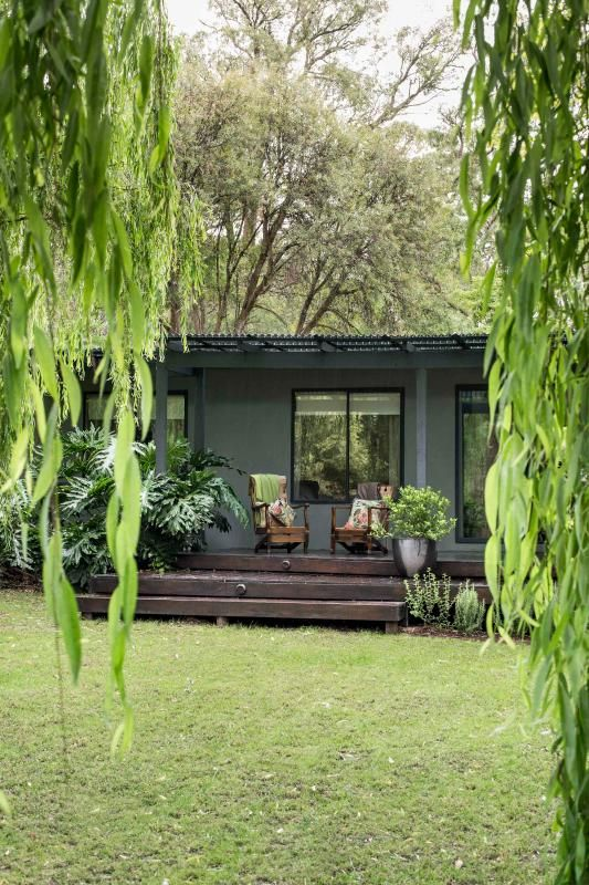 Garden Retreat - a sensory experience yarra valley healsville