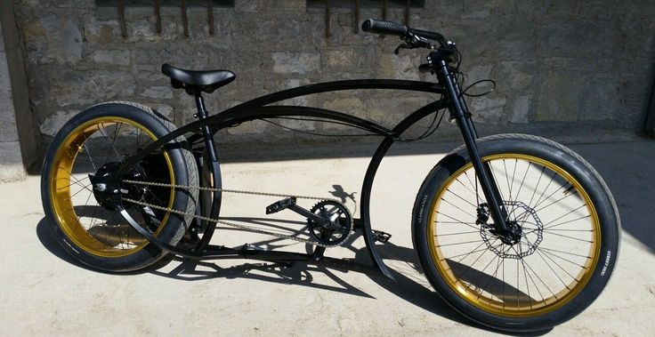 Beachcruiser Baron ebike custom | eBay