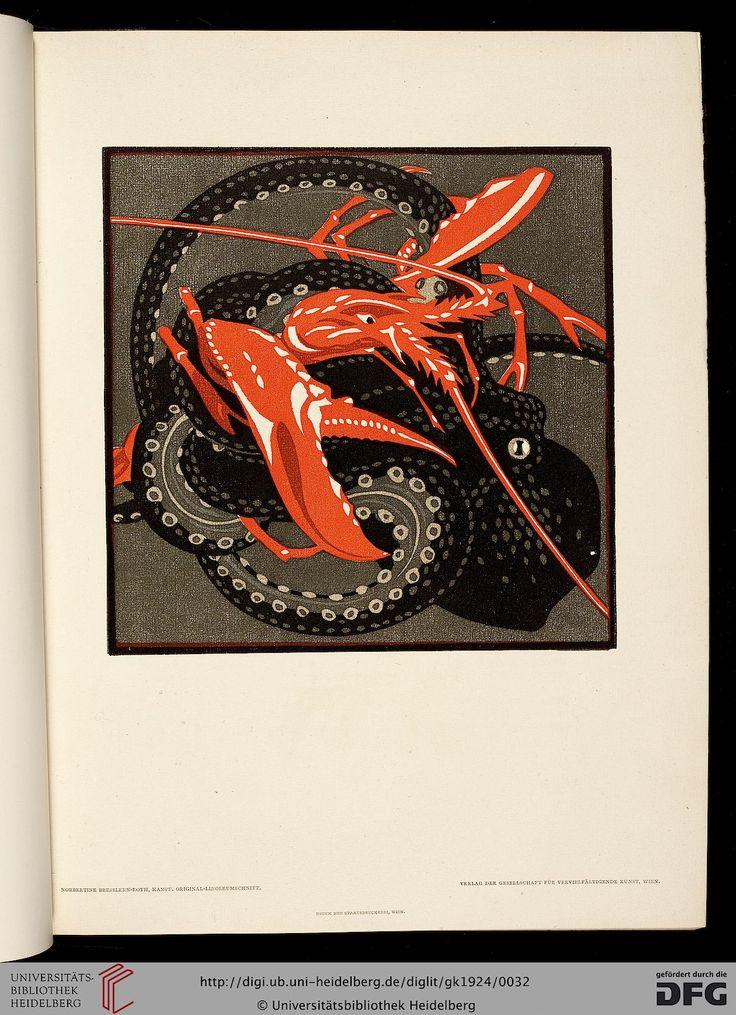 Die Graphischen Künste [The Graphic Arts], German magazine published by Gesellschaft für Vervielfältigende Kunst, Volume 47, 1924.