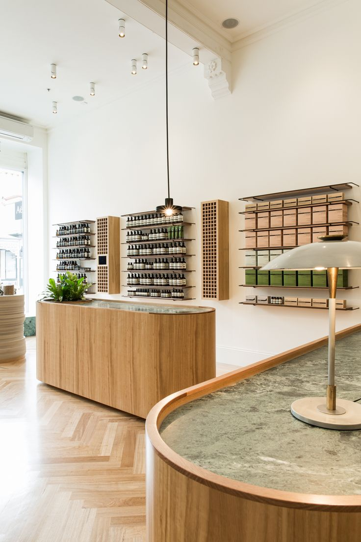 Store by riis retail aarhus denmark 187 retail design blog - Another Beautifully Designed Aesop Store Aesop Storeretail