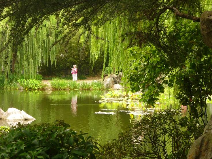 Chinese Gardens, Sydney, Australia