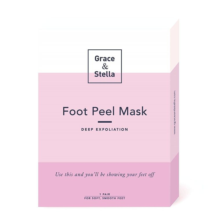 BEST Dr. Pedicure Foot Exfoliation Peeling Mask | For Baby Smooth Soft Feet, Dry Dead Skin Natural Treatment, Repair Rough Heels, Callus Remover, Soak Socks Booties, Get Gentle Feet, Original (1 Pair)