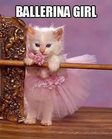 Don't you ever go away, Ballerina Girl