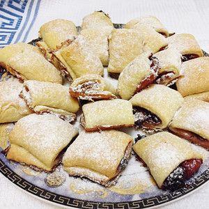 Фруктовое печенье