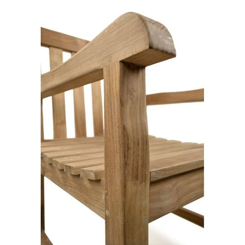 A Very Sturdy Arm Chair Manufactured From Grade A Teak. Indoor And Outdoor  Furniture.
