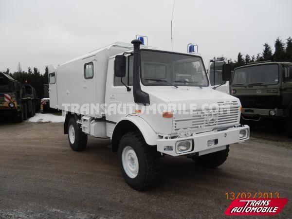 Unimog 1300L Second hand for sale - 875 - Toyota Afrique