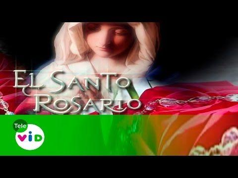MI RINCON ESPIRITUAL: Rosario Misterios Luminosos (Jueves) - Tele VID