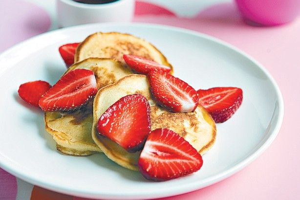 Big kids will love these Sunday morning treats too.