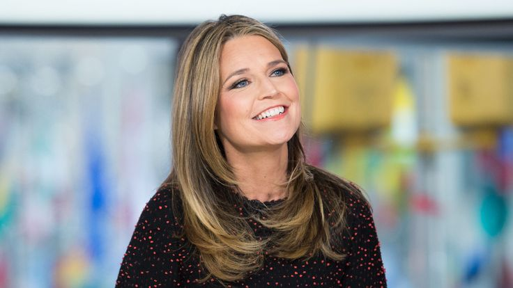 Savannah Guthrie's shirt is on inside out in new pic and moms everywhere can relate