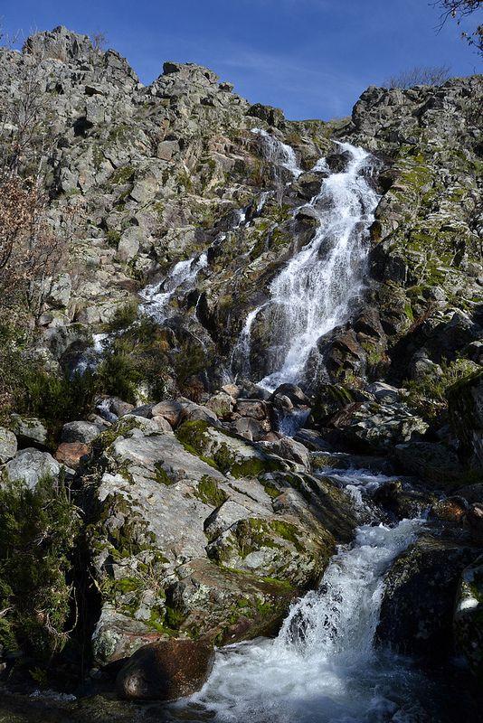 Garganta de la Desesperá, muy cercana a las poblaciones de Pasarón de la Vera, Arroyomolinos de la Vera y Piornal.