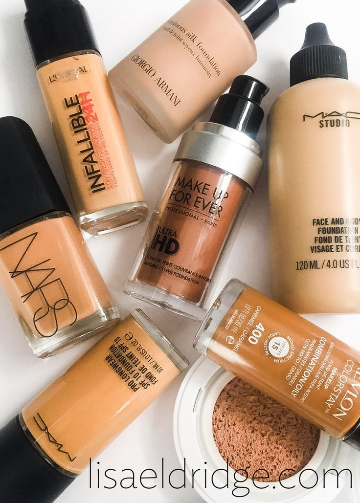 I'm always asked about the best foundations for weddings - the ones that last, even out tone, smooth imperfections and don't have any flashback (the ghostly-faced look you can get in photographs). If you already use an incredible foundation then go ahead and stick to what you know (as long as it tic...