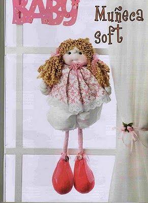 Muñecos Country: Muñeca Soft