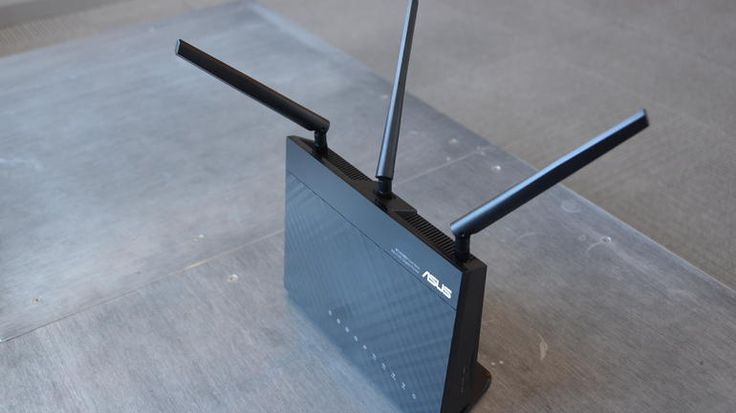 Asus RT-AC68U Dual-band Wireless-AC1900 Gigabit Router review - CNET