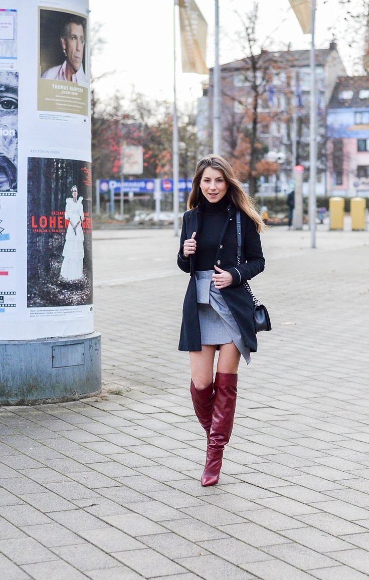 Zara All Everything :: Military Jacke & meine roten Boots