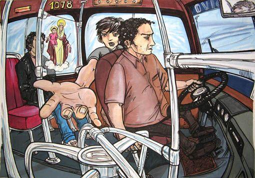 buses3 by wsepulveda.deviantart.com on @deviantART