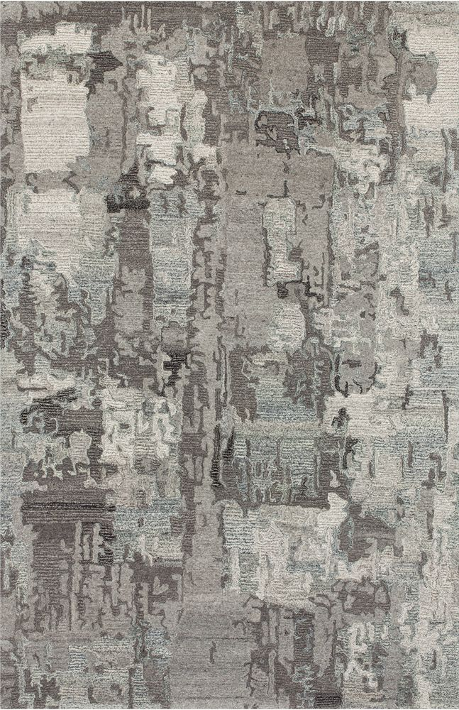 Jaunty Lexington Lx 55 Fog The Latest Introduction To The Lexington Collection This Modern Grey Rug Is Made Of 100 Wool A Rugs Modern Rugs Grey Vintage House