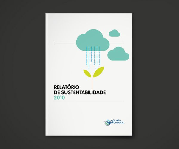 Sustainability Report on Behance
