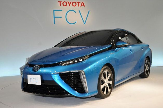 Japan offering $20,000 incentives for hydrogen fuel cell vehicles - July 2014