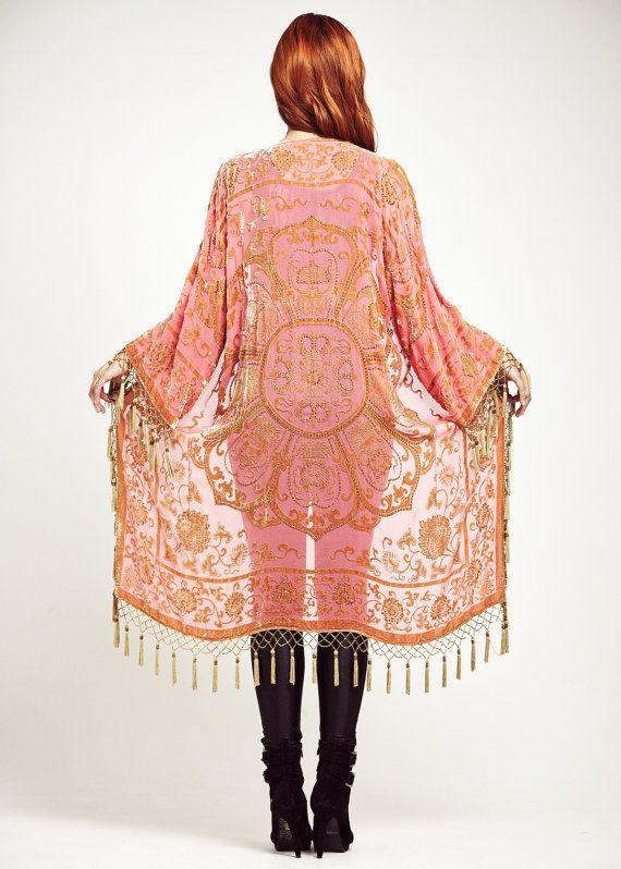 Best 25  Fringe kimono ideas on Pinterest | Cool fashion style ...