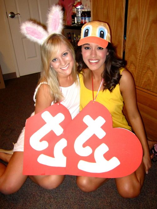 DIY ty beanie babies for Halloween! so cute, for sure going to be doing this!