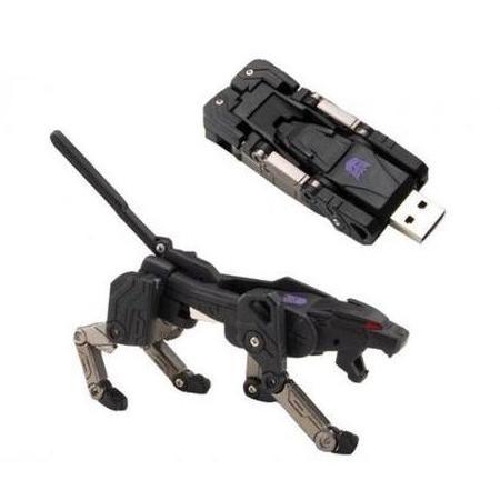 Creative Machine Dog Pen Drive 512GB Pendrive 32GB 16GB USB Flash Drive 512GB 1TB Gift