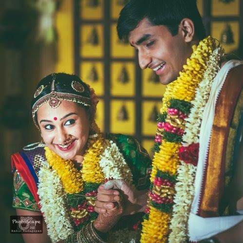 This Photo Feature On A South Indian Iyer Wedding Symbolises Intimacy, Romance, And The Philosophy Of A Life Together