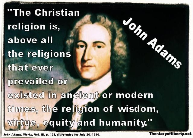 John Adams | Would Our Founding Fathers Support Obama? | Pinterest ...