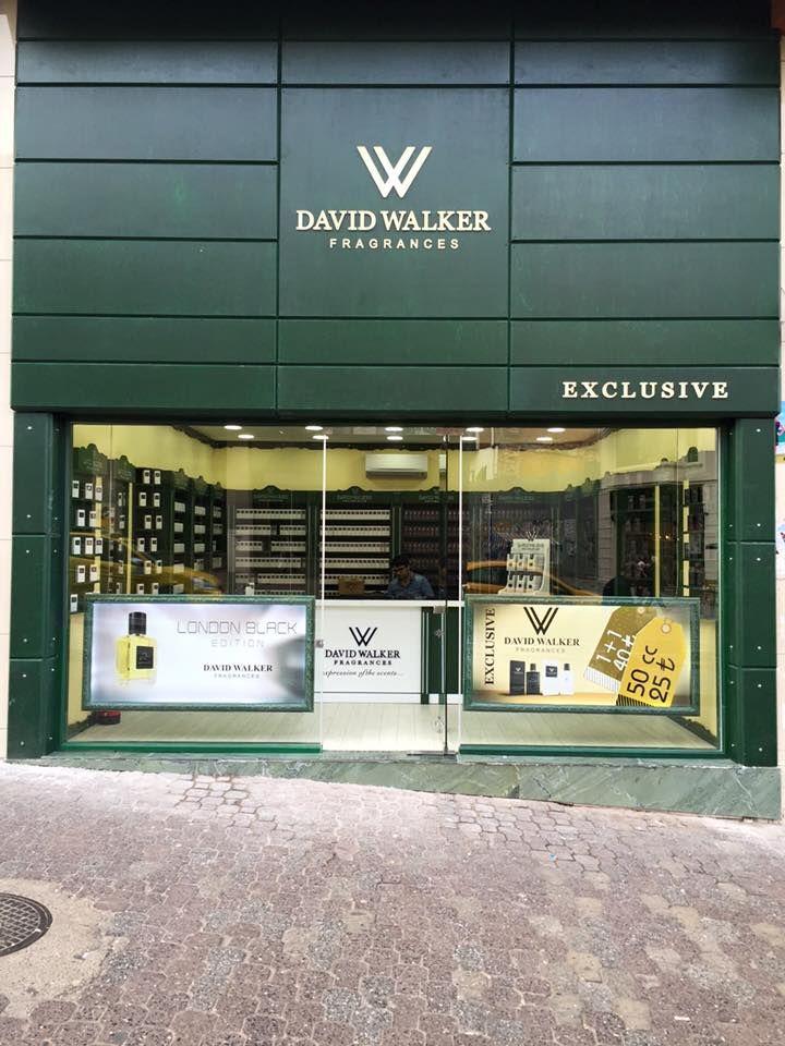 david walker perfume kadıköy mağaza