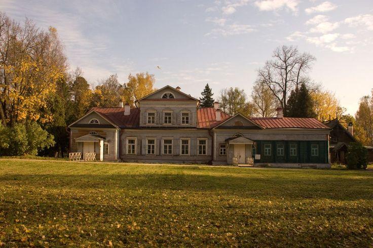 Abramtsevo manor. Sergiev Posad district