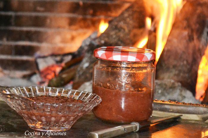 *** Mermelada o jalea de uvas, receta paso a paso.  Esta mermelada o jalea de uvas, como tú quieras, es el ultimo reciclado de las sobras de Navidad, el reciclado perfecto.